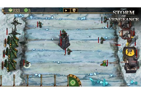 Warhammer 40000: Storm of Vengeance (2014 video game)