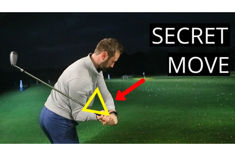 GOLF TIP FOR A POWERFUL GOLF SWING - YouTube