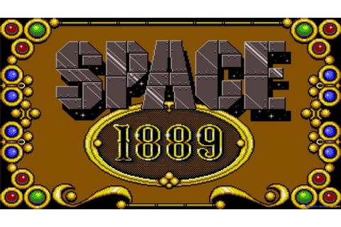 Space 1889 gameplay (PC Game, 1990) - YouTube