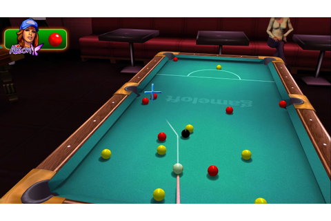 Wiiware Midnight Pool Wii Gameplay 1080p - 3D Pool Game ...