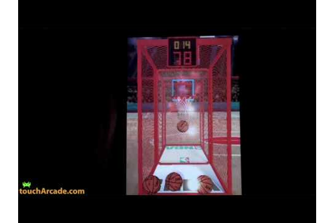 'Flick NBA Basketball': Shaq In Your Pocket! | TouchArcade