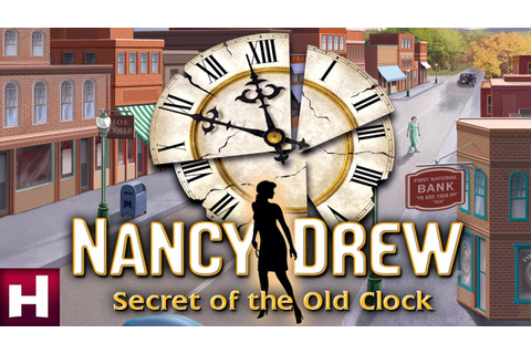 Nancy Drew: Secret of the Old Clock Official Trailer ...