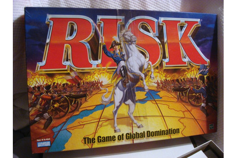 Parker Brothers 1998 Risk The Game of Global Domination w ...