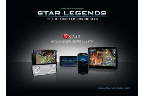 Star Legends: The Blackstar Chronicles beta launches, we ...