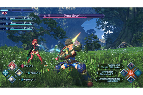 Xenoblade Chronicles 2 review: A messy yet grand adventure
