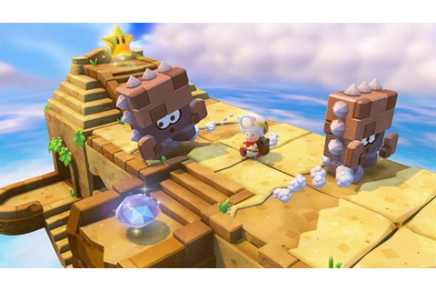 Captain Toad: Treasure Tracker – Hands-on at E3 2014 | New ...
