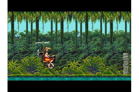 [Full GamePlay] Greendog: The Beached Surfer Dude! [Sega ...