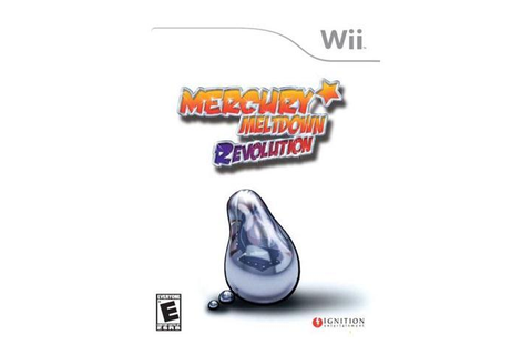 Mercury Meltdown: Revolution Wii Game - Newegg.com