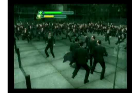 THE MATRIX PATH OF NEO PS2 GAMEPLAY 3 BY NIKPS2 - YouTube
