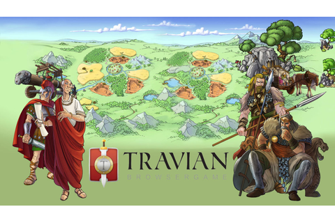 Test de Travian - Free 2 Play