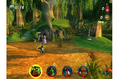 Shrek 2 Team Action Game - Free Download Full Version For PC