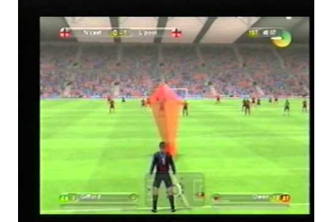 UEFA CHALLENGE PS2 Playstation 2 - YouTube