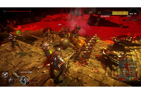 Hell Warders Free Download (Beta) - Torrent Pc Skidrow Games
