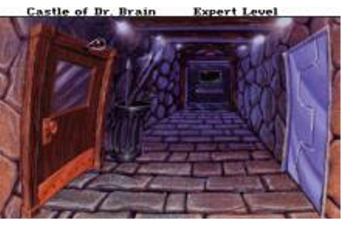 Castle of Dr. Brain Download (1991 Puzzle Game)