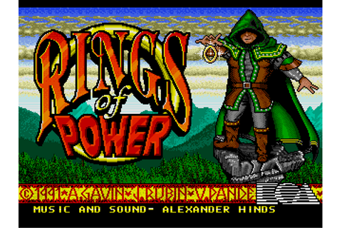 Rings of Power | Revoking the Sega Seal of Quality
