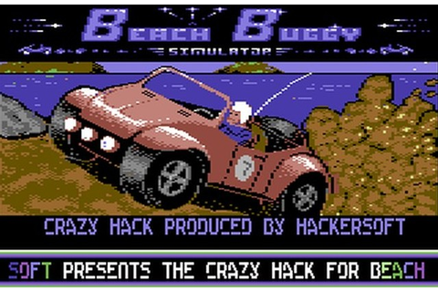 Indie Retro News: Beach Buggy Simulator - Hackersoft ...