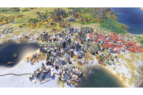 Sid Meier's Civilization VI: Rise and Fall » FREE DOWNLOAD ...