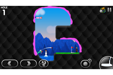Download Super Stickman Golf 3 on PC with BlueStacks