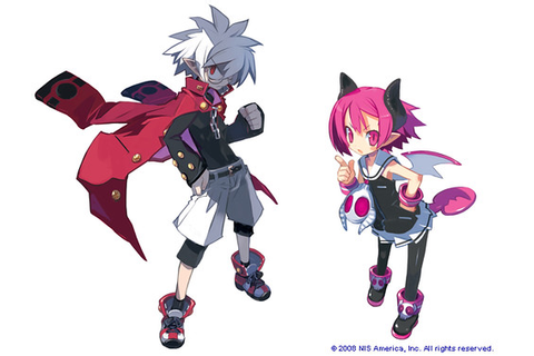 Disgaea 3: Absence of Justice video game wallpapers ~ Top ...