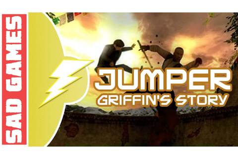 SaD Quickie: Jumper: Griffin's Story - Slowest Teleporter ...