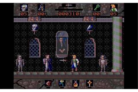 Horror Zombies from The Crypt Download (1990 Arcade action ...