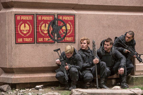 Mockingjay - Part 2 (@TheHungerGames) | Twitter | hunger ...