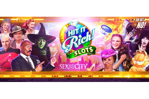 Hit It Rich! - Zynga - Zynga