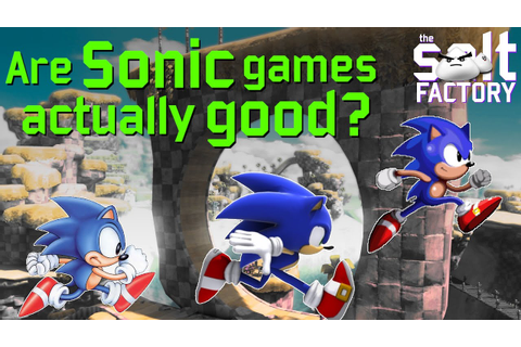 Are Sonic games actually good? - A newcomer's perspective ...
