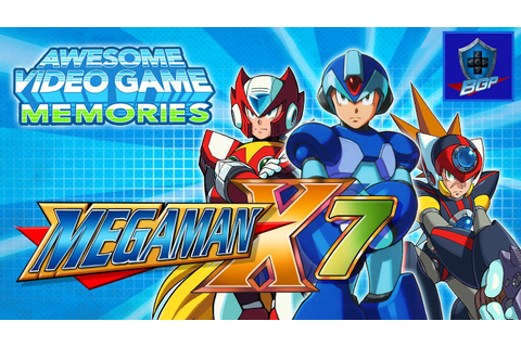 Mega Man X7 Review (PS2) - Awesome Video Game Memories ...