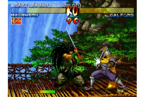 Samurai Shodown III: Blades of Blood - SNK Neo-Geo CD ...