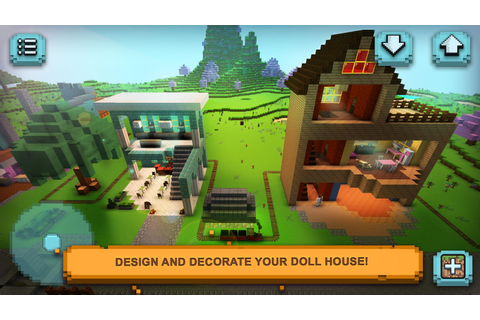Dollhouse Craft 2: Girls Design & Decoration - Android ...