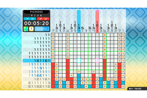 Picross S2 Is Coming To Switch Next Week - Game Informer