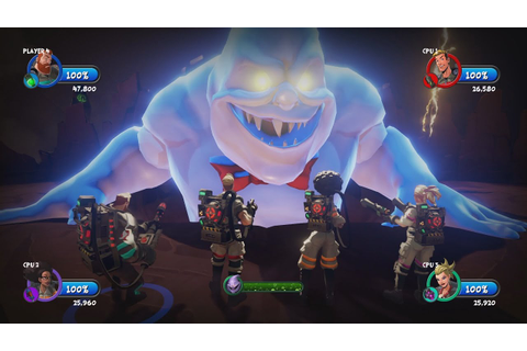 Ghostbusters 2016 Ending and Final Boss Fight - YouTube