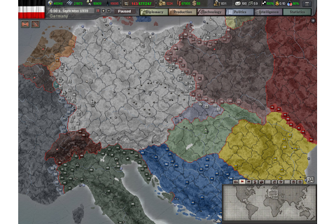 Hearts of Iron III PC Review - shelfabuse.com