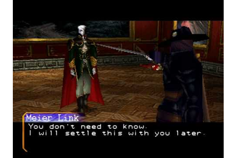 Vampire Hunter D (Video Game) Boss 1 Meir Link - No Damage ...