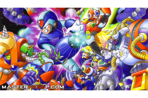 Mega Man X3 OST - First Stage - Game Music - Super ...