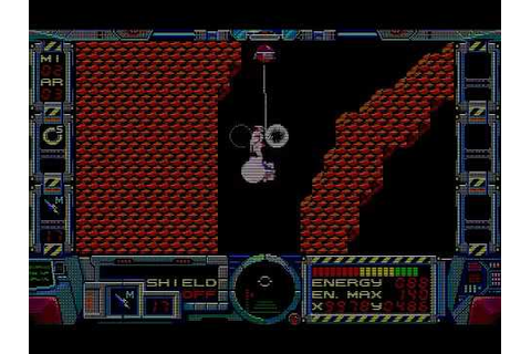 [PC88] Fire Hawk - Thexder the Second Contact (Part 2 of 2 ...