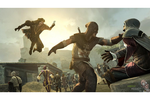 Assassin's Creed: Brotherhood Review (Xbox 360 ...