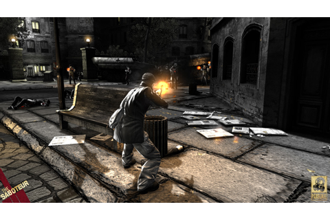 Amazon.com: The Saboteur - PC: Video Games