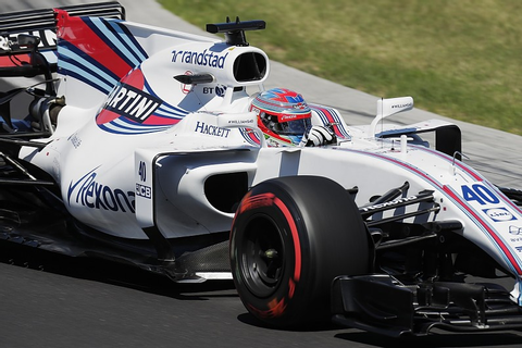 Williams F1 Team Driver on Qwant Games