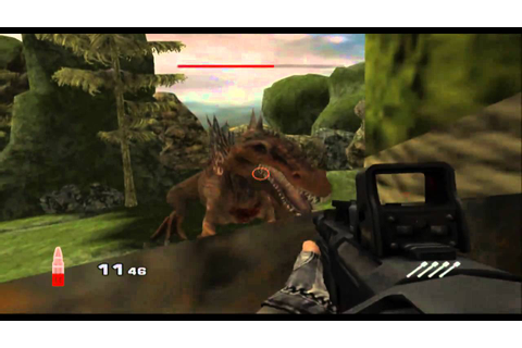 Jurassic The Hunted - Level 14 Walkthrough (PS2) No Time ...