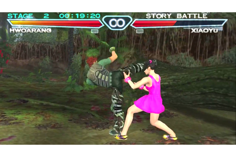 Tekken 4 Download Game | GameFabrique
