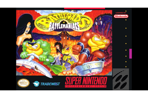 Which SNES Battletoads Games Are Worth Playing Today ...