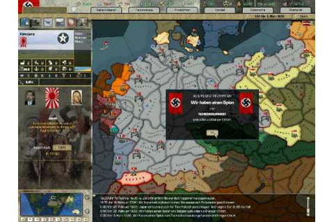 Lets Play Hearts of Iron II Arsenal of Democracy Deutsch ...