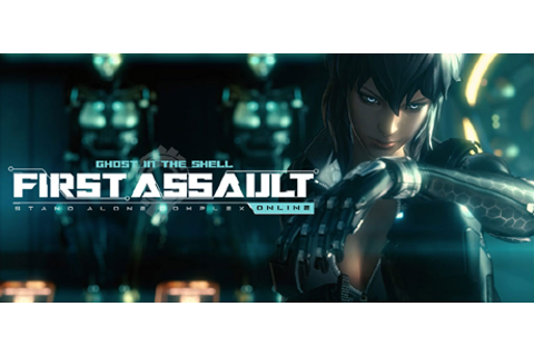 Ghost in the Shell: Stand Alone Complex First Assault ...