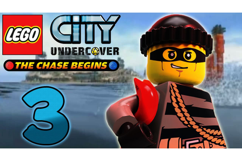 Let's Play Lego City Undercover The Chase Begins Part 3 ...