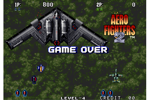 Aero Fighters 2 (portable) - Jurassic Game PC