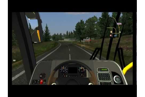 German Truck Simulator Bus - Marcopolo G7 mix - YouTube