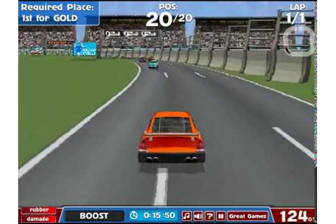 American Racing NASCAR car racing game Online free games ...