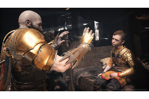First Details: New Game+ Mode in God of War – PlayStation.Blog
